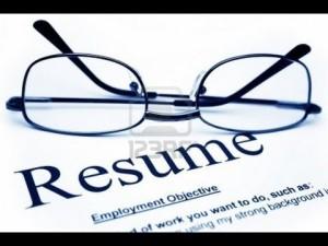 Resume writing considerations